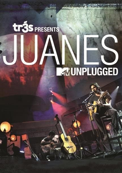 JUANES UNPLUGGED
