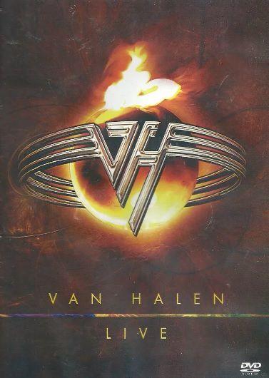 VAN HALEN: LIVE