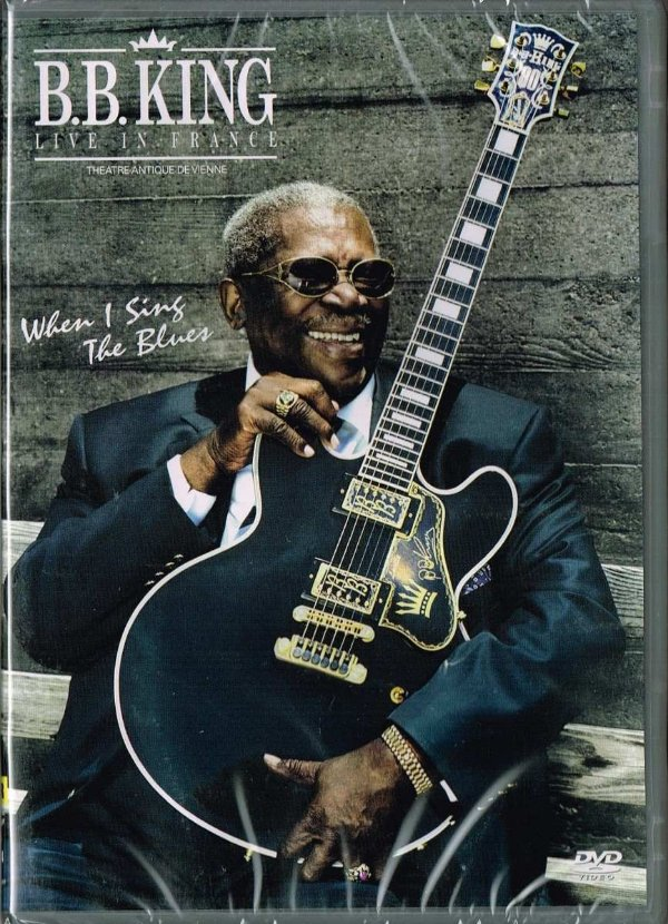 B.B. KING LIVE IN FRANCE