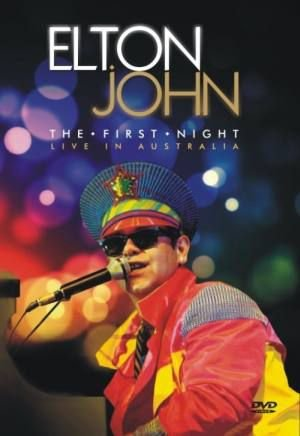 ELTON JOHN: THE FIRST NIGHT LIVE IN AUSTRÁLIA