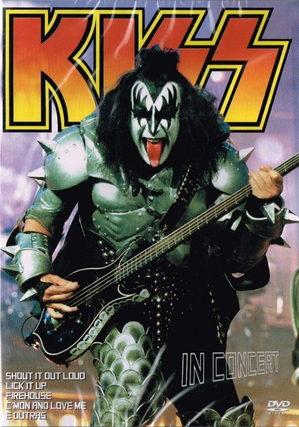 KISS: IN CONCERT
