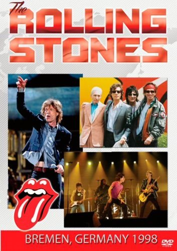THE ROLLING STONES: BREMEN, GERMANY 1998