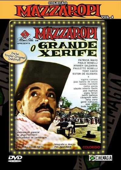 COLEÇÃO MAZZAROPI - O GRANDE XERIFE