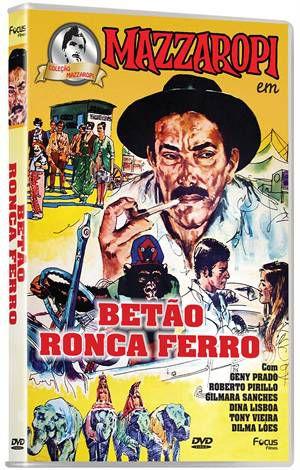 BETÃO RONCA FERRO