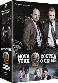 NOVA YORK CONTRA O CRIME - 1ª TEMPORADA