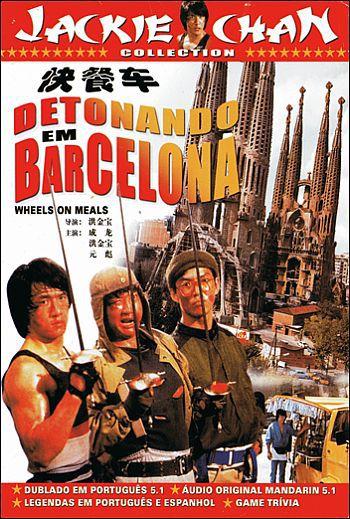 DETONANDO EM BARCELONA