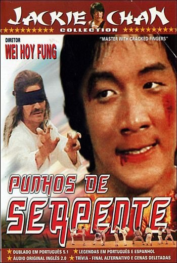 PUNHOS DE SERPENTE
