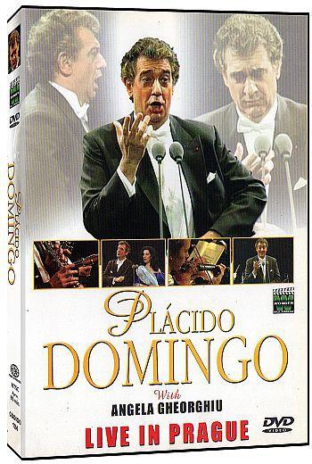 PLÁCIDO DOMINGO: LIVE IN PRAGUE