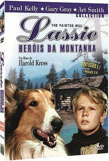 LASSIE - HERÓIS DA MONTANHA