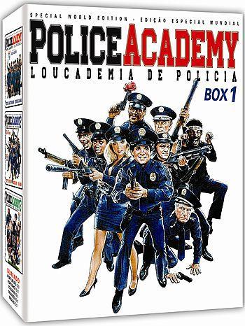 COLEÇÃO LOUCADEMIA DE POLÍCIA