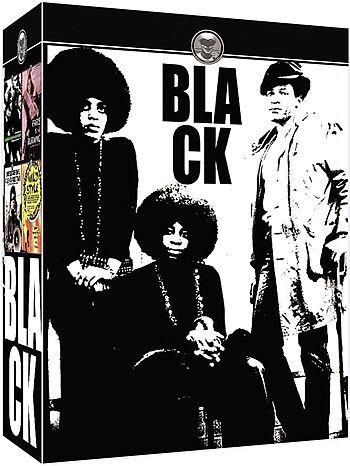 COLEÇÃO BLACK