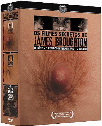 COLEÇÃO OS FILMES SECRETOS DE JAMES BROUGHTON