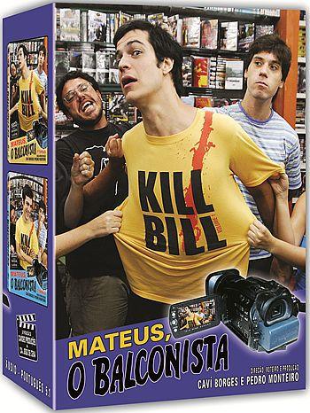 COLEÇÃO MATEUS, O BALCONISTA