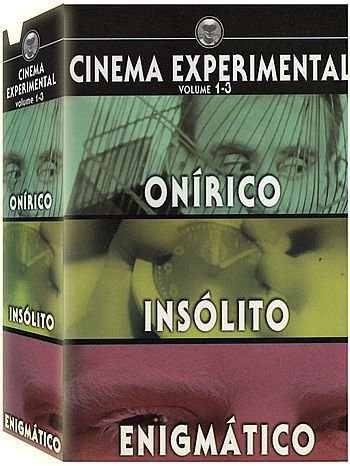 COLEÇÃO CINEMA EXPERIMENTAL