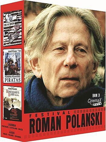 COLEÇÃO FESTIVAL ROMAN POLANSKI