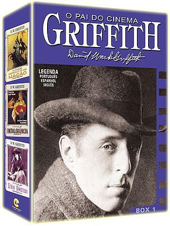 COLEÇÃO O PAI DO CINEMA - GRIFFITH