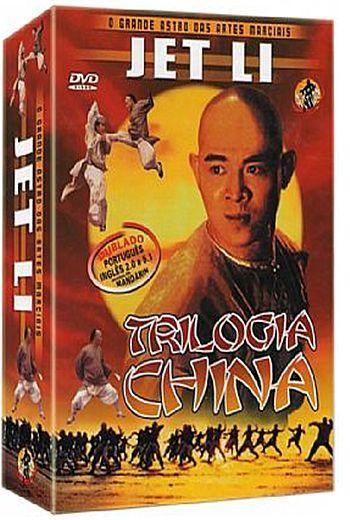 COLEÇÃO TRILOGIA CHINA