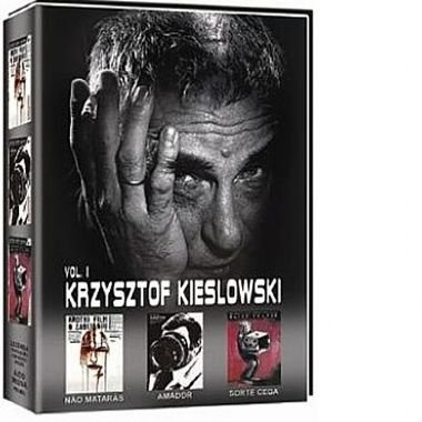 COLEÇÃO COLLECTION KRZYSZTOF KIELOWSKI