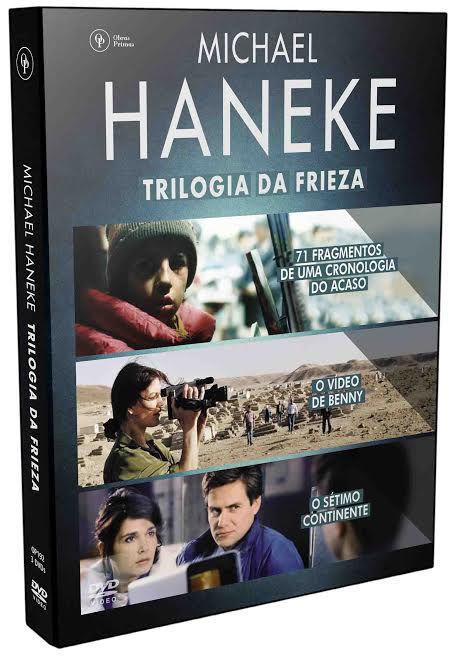 TRILOGIA DA FRIEZA - DIGITACK COM 3 DVD'S