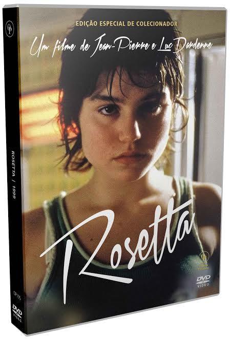 ROSETTA (1999) - EDIÇÃO ESPECIAL DE COLECIONADOR