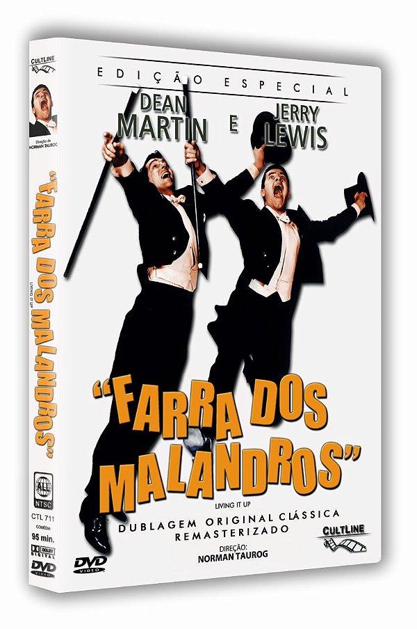 FARRA DOS MALANDROS