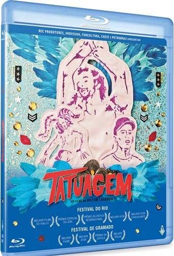 TATUAGEM (BLU-RAY)