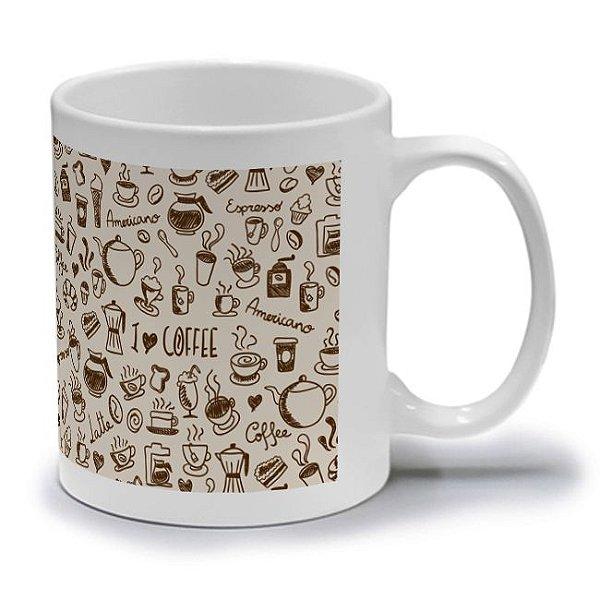 COFFEE C  - CANECA