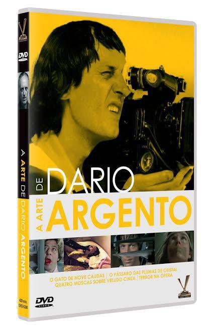 A ARTE DE DARIO ARGENTO