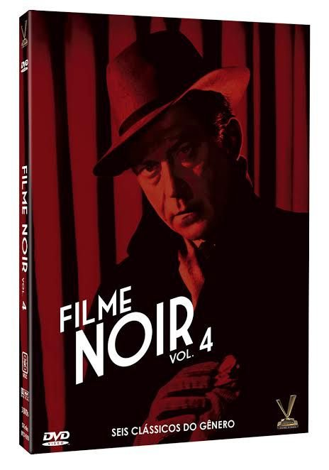 FILME NOIR - VOL. 4 (Amaray com 3 DVDs + Luva)