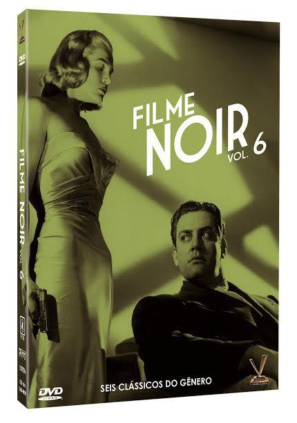 FILME NOIR - VOL. 6