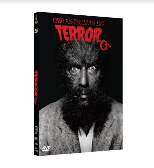 OBRAS-PRIMAS DO TERROR 6 – ED. LIMITADA COM 6 CARDS (3 DVDs)