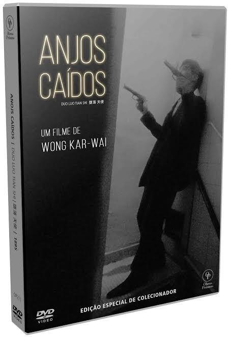 ANJOS CAÍDOS - EDIÇÃO ESPECIAL DE COLECIONADOR