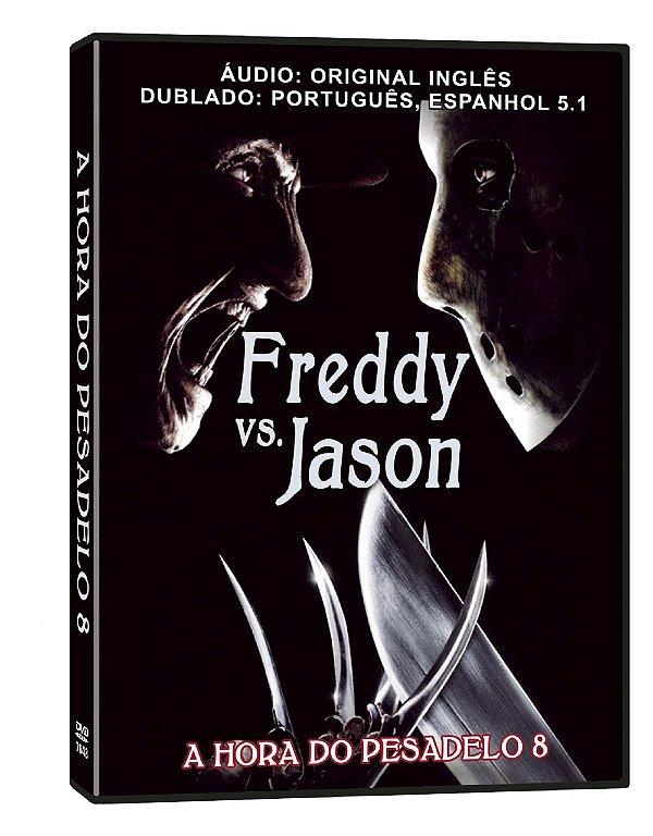 A HORA DO PESADELO 8 - FREDDY VS. JASON