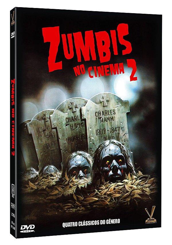 ZUMBIS NO CINEMA VOL. 2