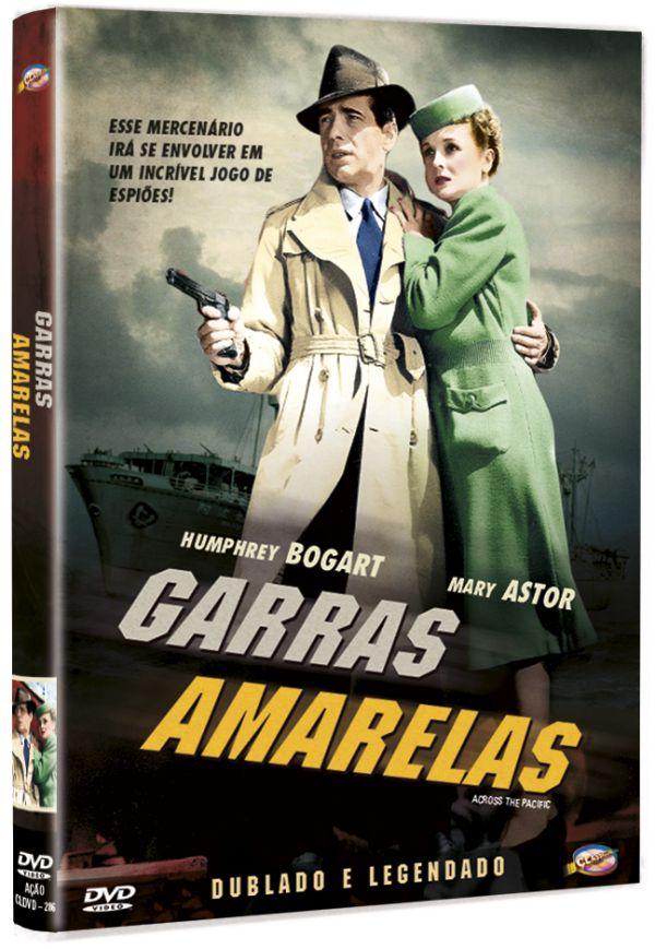 GARRAS AMARELAS