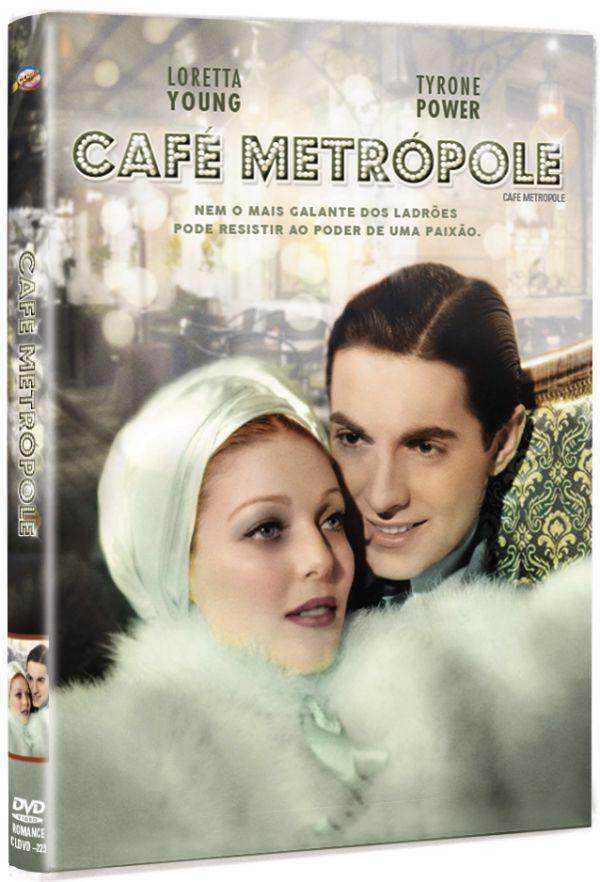 CAFÉ METRÓPOLE
