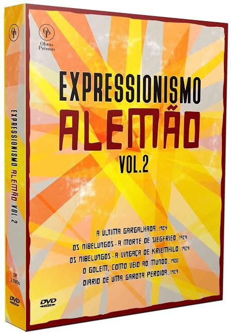 EXPRESSIONISMO ALEMÃO VOL. 2