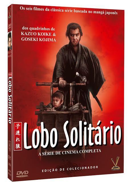 LOBO SOLITÁRIO – A SÉRIE DE CINEMA COMPLETA