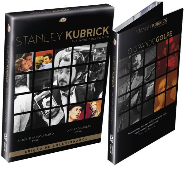 STANLEY KUBRICK NOIR COLLECTION