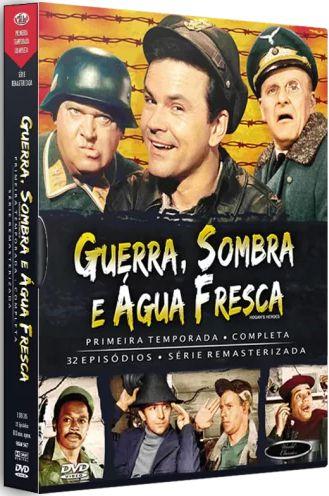 GUERRA, SOMBRA E ÁGUA FRESCA - 1ª TEMPORADA COMPLETA