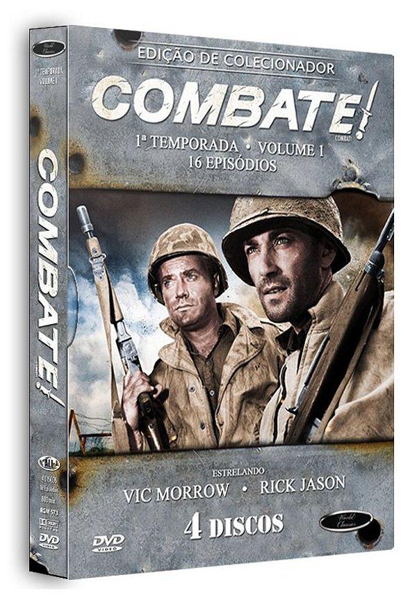 COMBATE! 1ª TEMPORADA - VOLUME 1