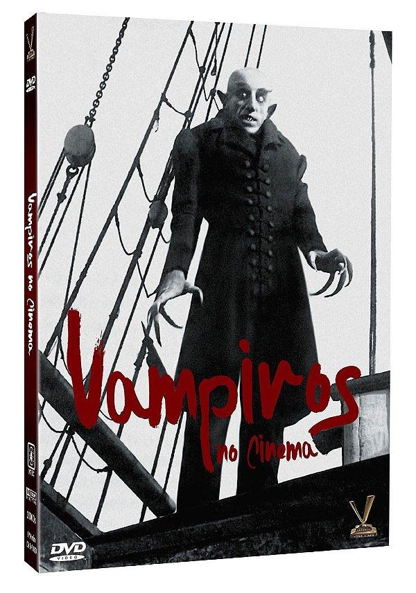 VAMPIROS NO CINEMA – ED. ESPECIAL (CAIXA COM 2 DVDs)