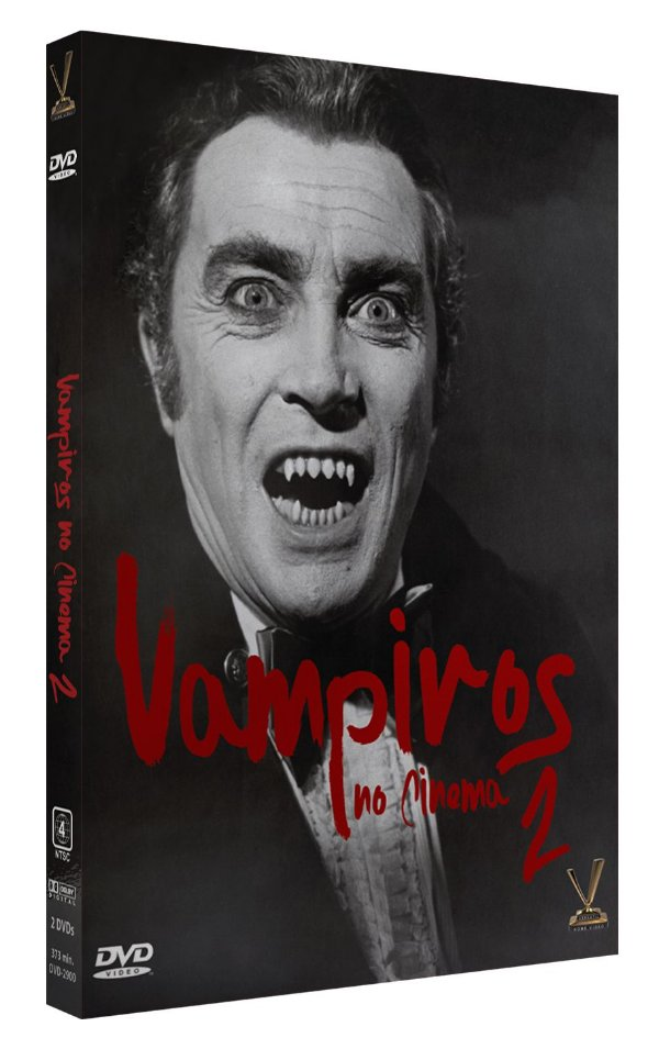 VAMPIROS NO CINEMA VOL. 2