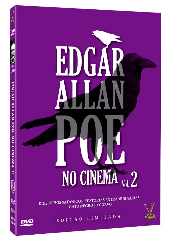 EDGAR ALLAN POE NO CINEMA VOL.2