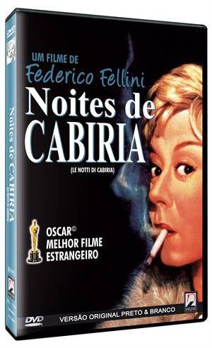 NOITES DE CABIRIA
