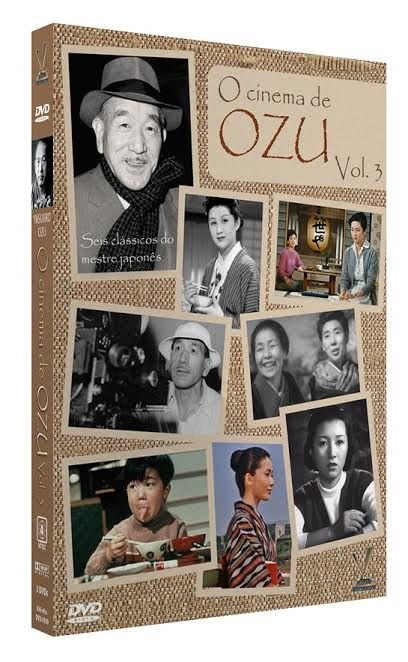 O CINEMA DE OZU VOL.3