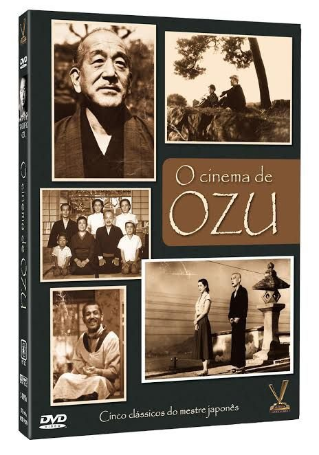O CINEMA DE OZU VOL.1