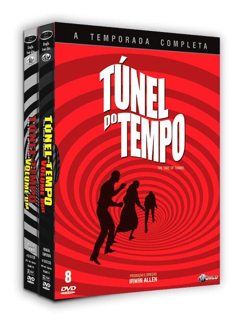 TÚNEL DO TEMPO - A TEMPORADA COMPLETA