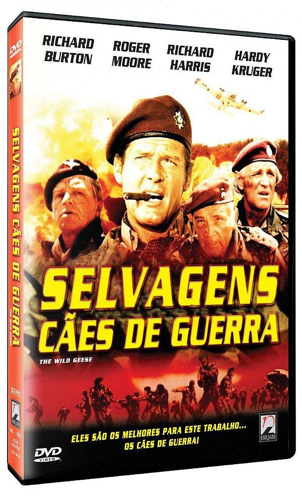 SELVAGENS CÃES DE GUERRA