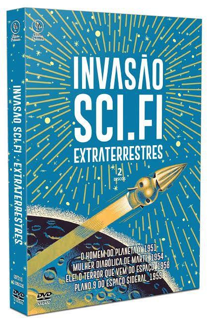 INVASÃO SCI-FI: EXTRATERRESTRES